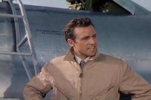 Rex Reason as Cal Meacham.